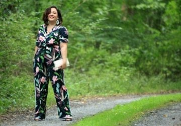 What I Wore: Daytime Pajamas