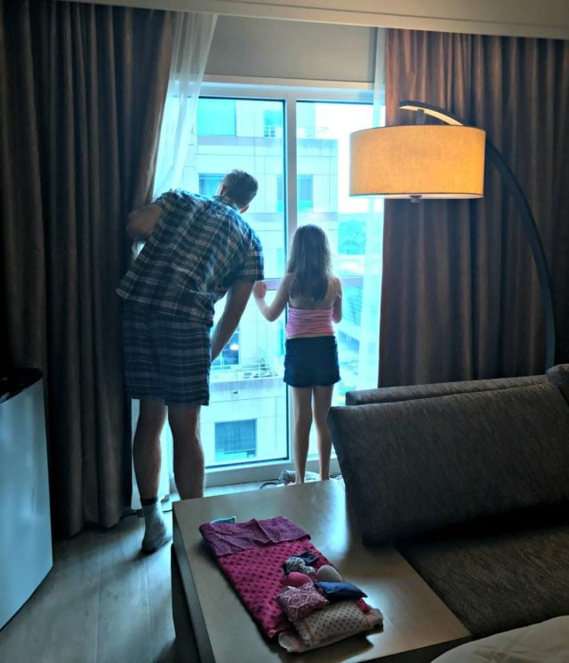 sheraton raleigh hotel review