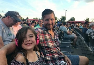 Weekend in Raleigh: Our Kid's First Concert