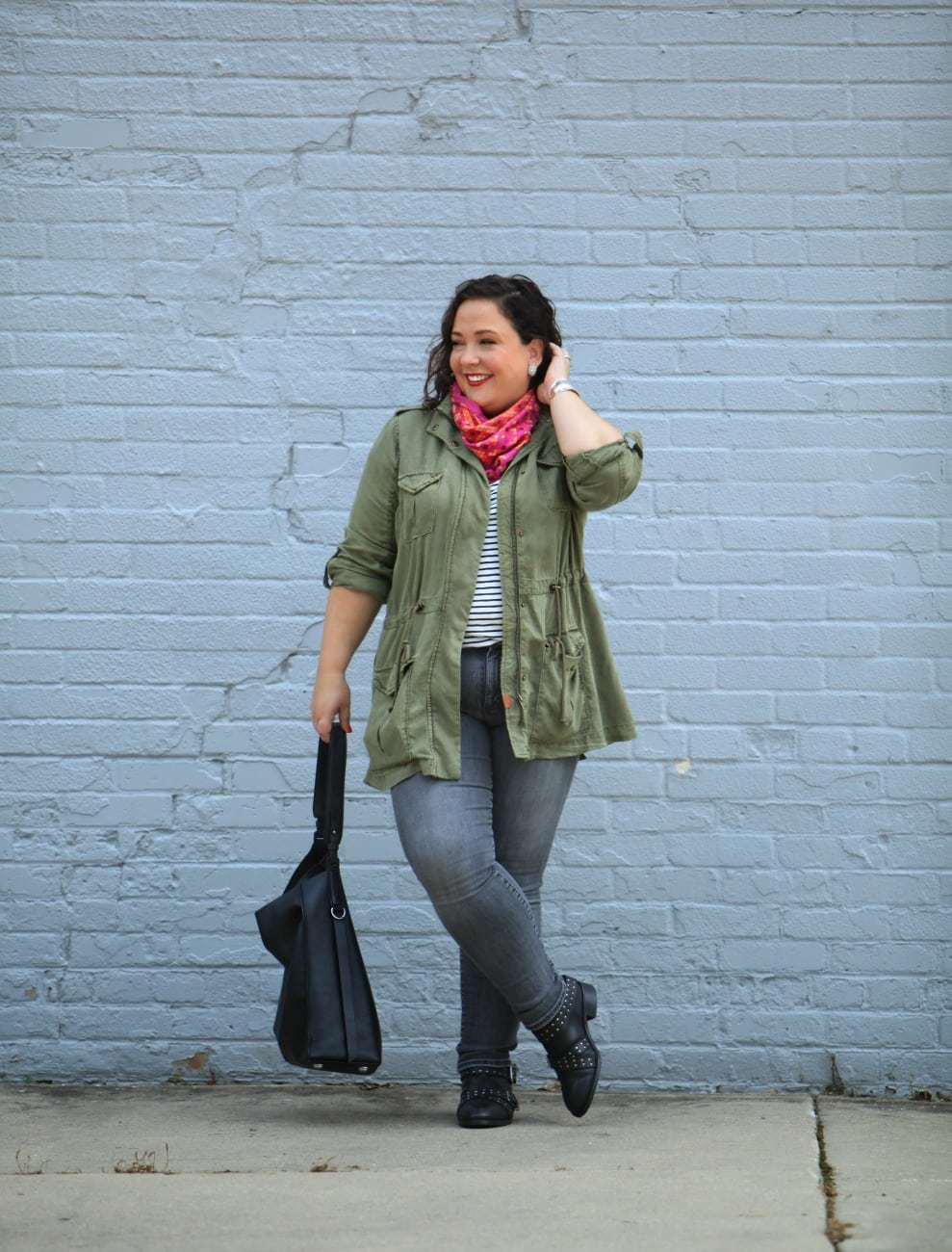 wardrobe oxygen in a dia and co utility jacket