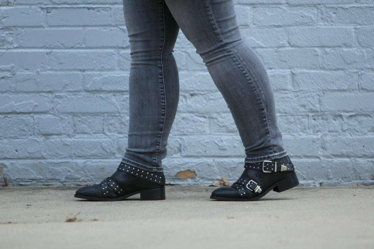 wardrobe oxygen in asos wide width ankle boot