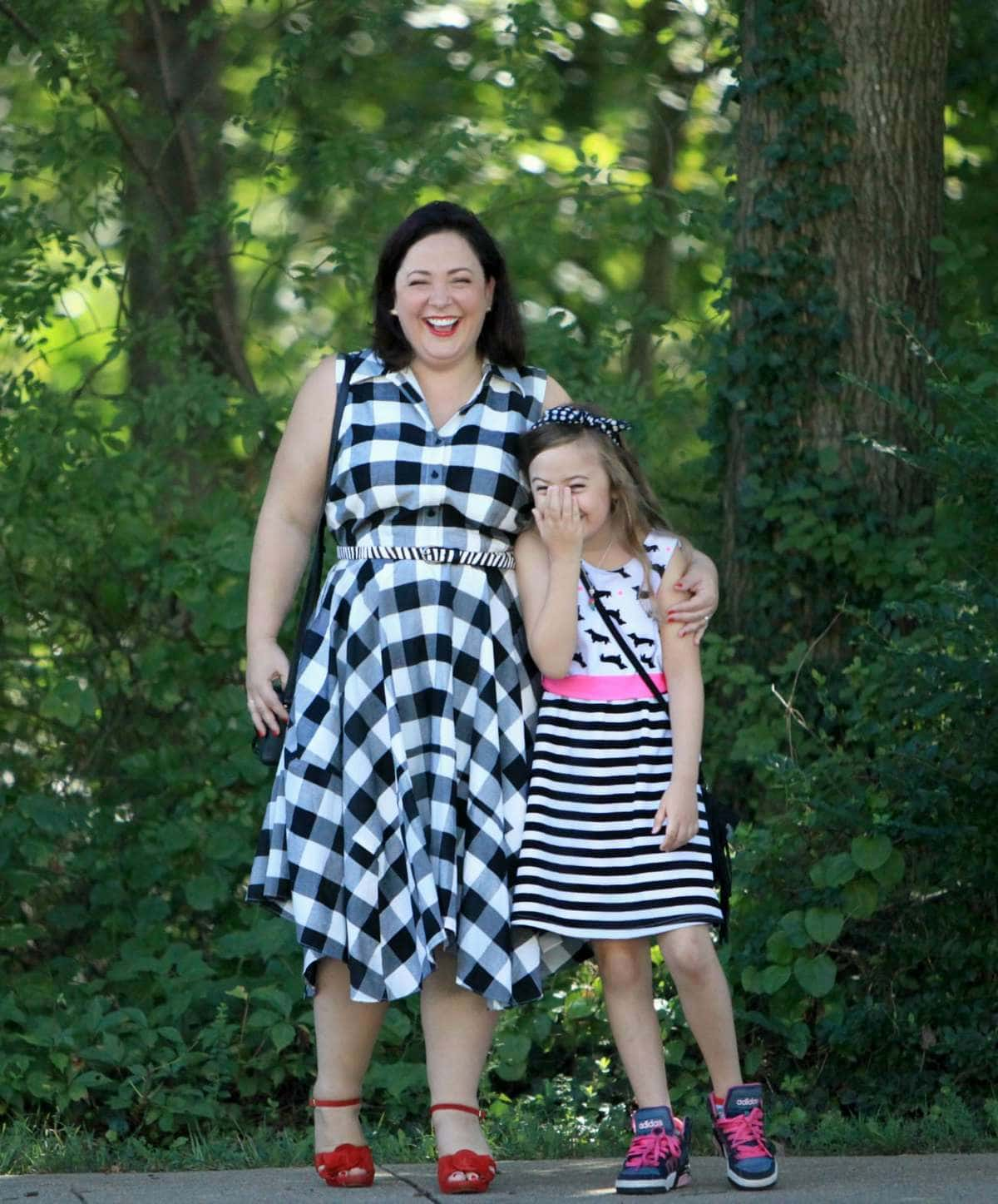 What I Wore Herm 232 S And Gingham Wardrobe Oxygen