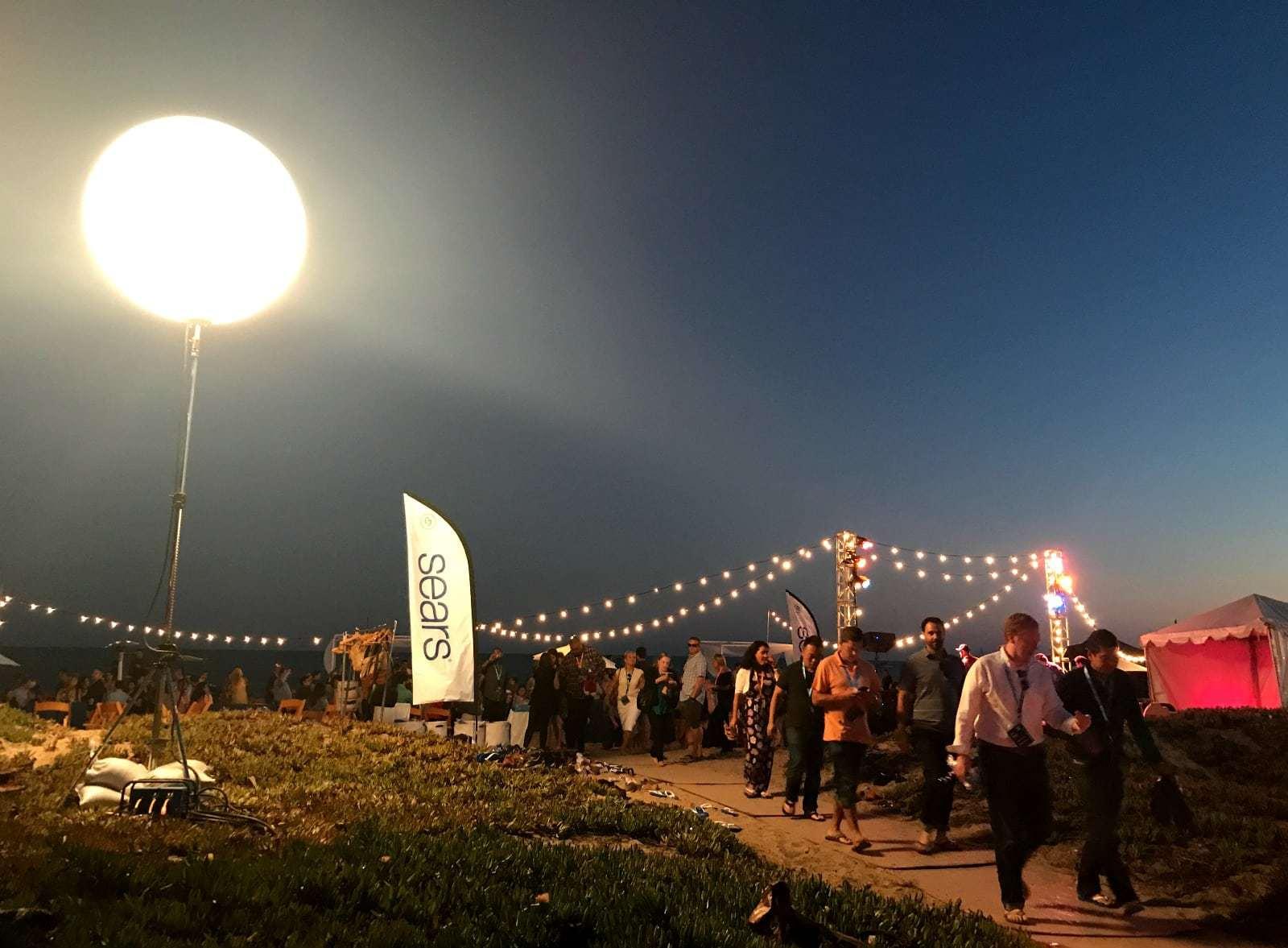 CJU 2017 beach party