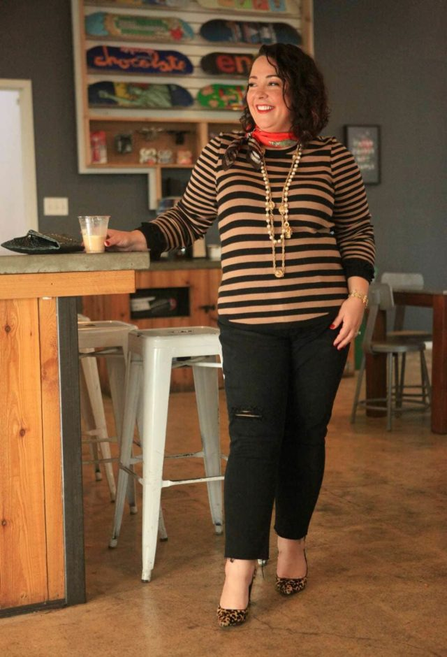 Wardrobe Oxygen featuring the Penny Lane Lovely collection and the Fall 2017 collection from cabi