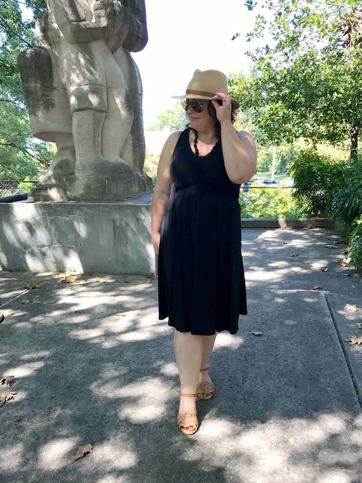 cabi sun dress