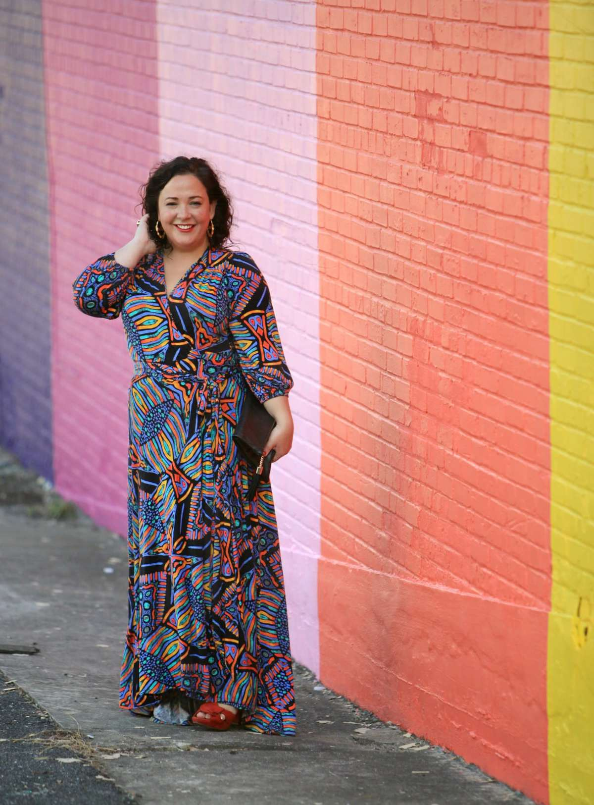 gwynnie bee maxi dress