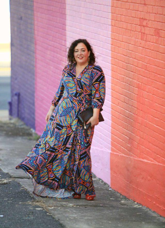 gwynnie bee melissa mccarthy seven maxi dress