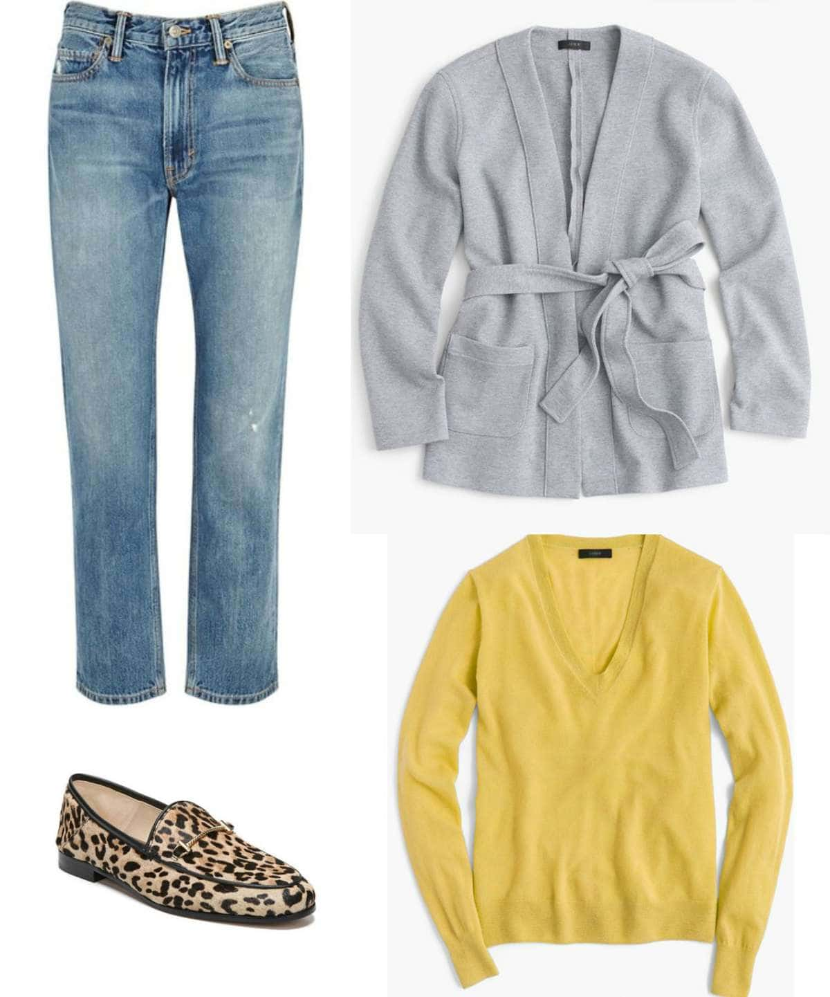 Lightweight layers ward against autumn chill without adding bulk