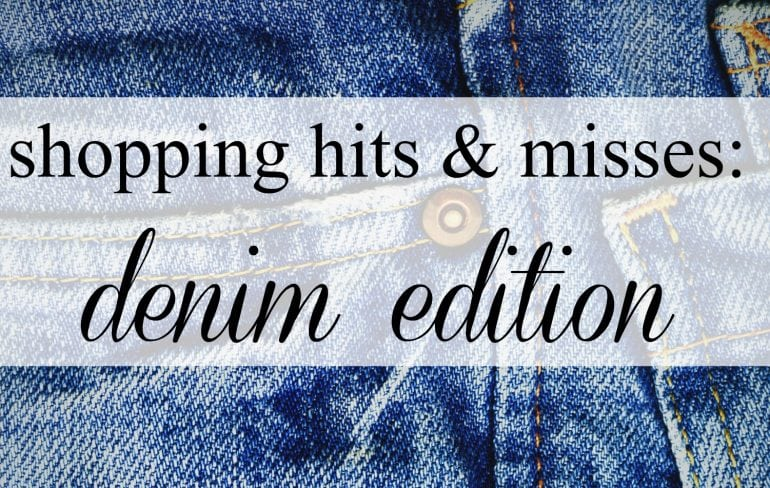 Plus size denim review