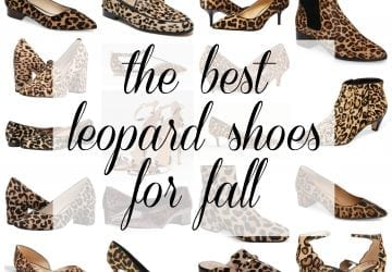 The Best Leopard Print Shoes for Your Wardrobe