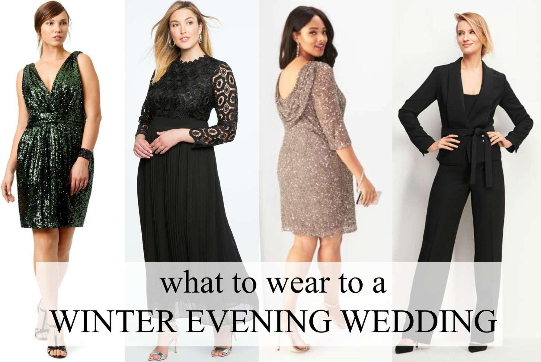 What To Wear To A Winter Evening Wedding Wardrobe Oxygen