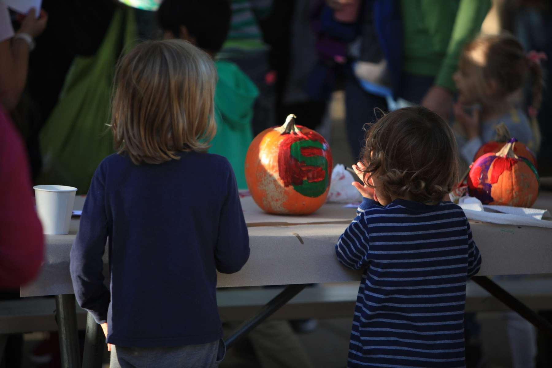 Scenes from the 2017 Greenbelt Pumpkin Festival in Greenbelt, MD. Photo by Karl Gary