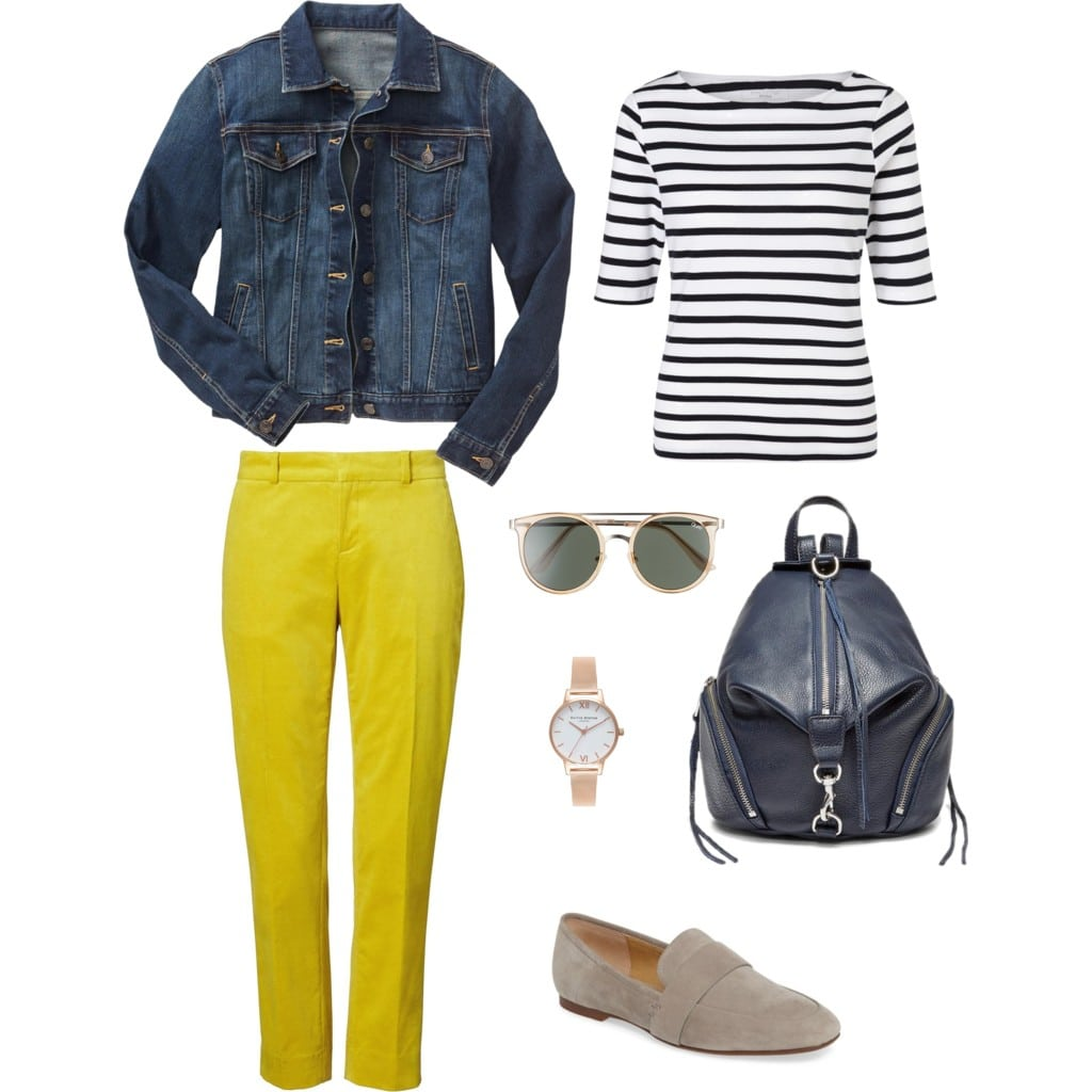 how to wear citron fall 2017