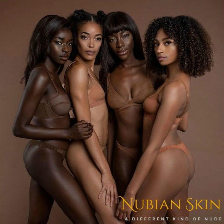 nubian skin bras