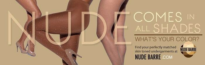 nude barre