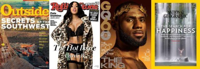 best magazine subscriptions for men