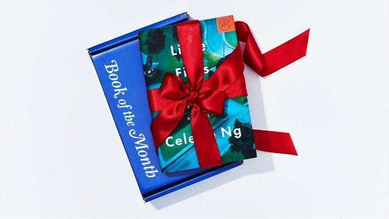 book of the month club gift for men