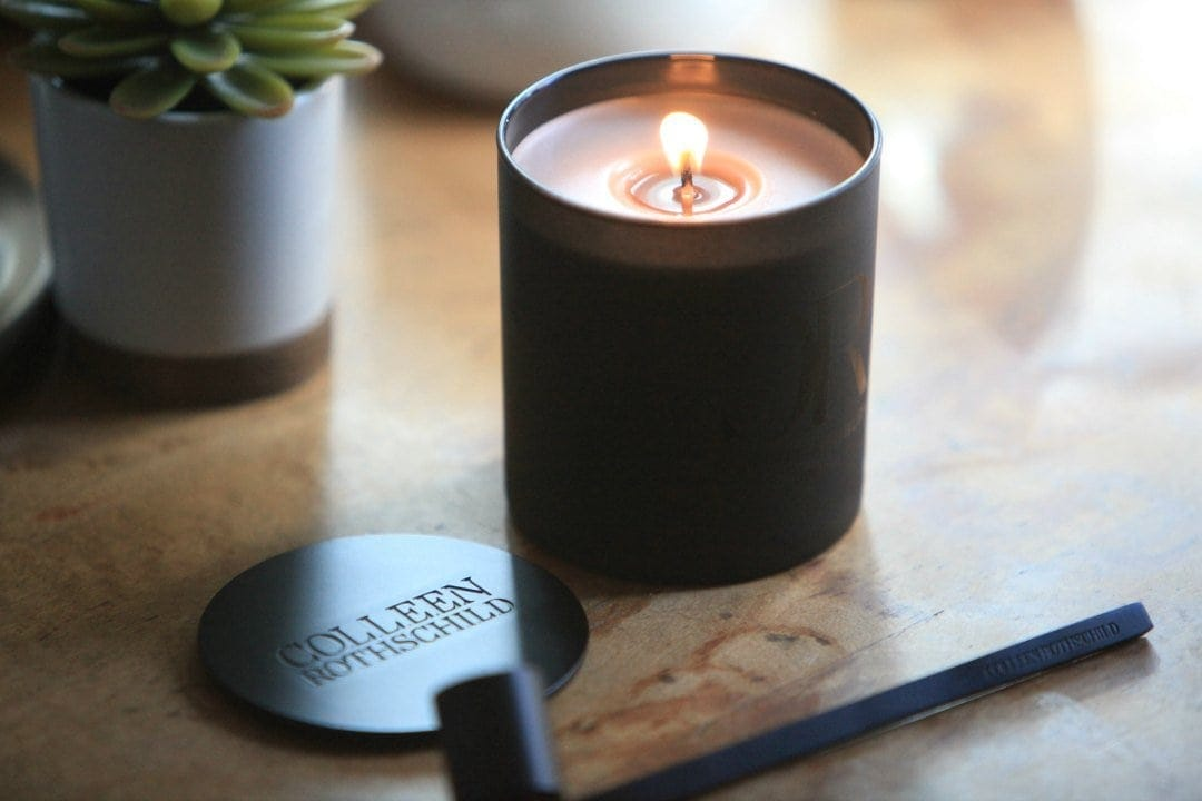 colleen rothschild candles