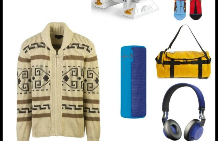 Gift Guide for the Guys: great gifts at all price points for the men in your life