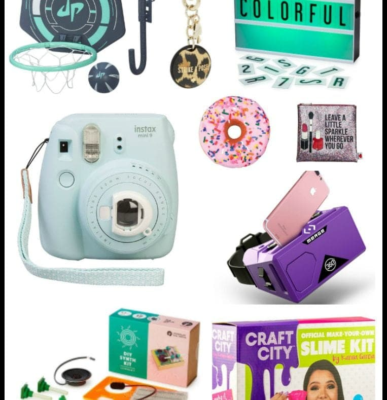 gift guide for tweens by a tween - the best gifts at all price points for tween boys and tween girls by wardrobe oxygen