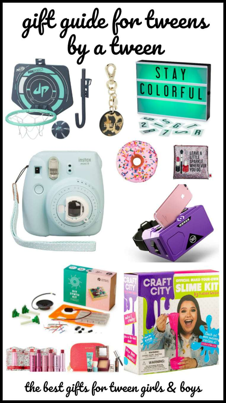 Gift Guide for Tweens by a Tween | Wardrobe Oxygen