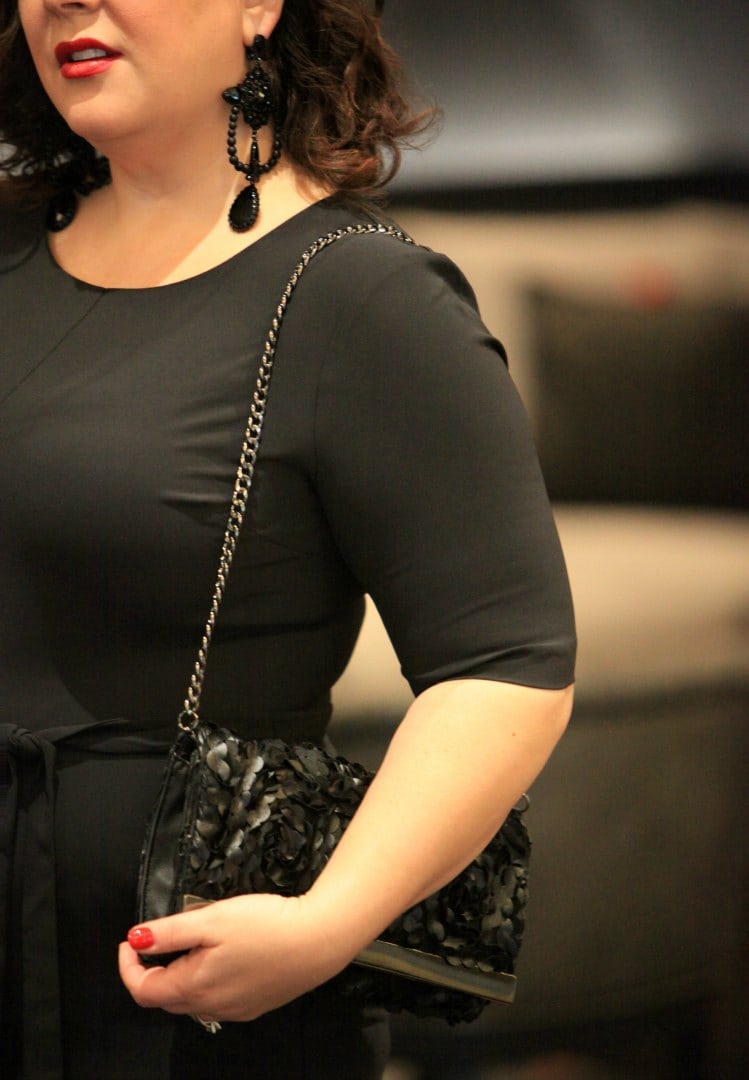Simply Vera Vera Wang for Kohl's clutch purse