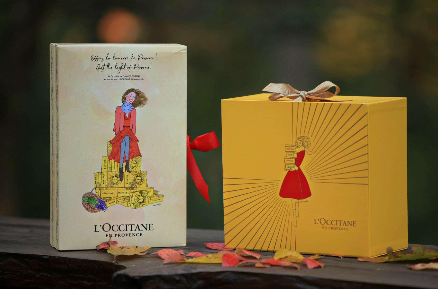 loccitane advent calendar review