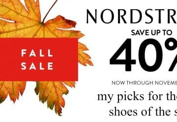 Nordstrom Fall Sale: The Best Shoes of the Sale
