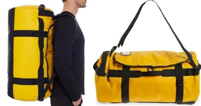 north face base camp duffle review