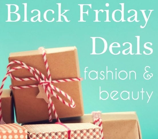 The best Black Friday deals in fashion and beauty