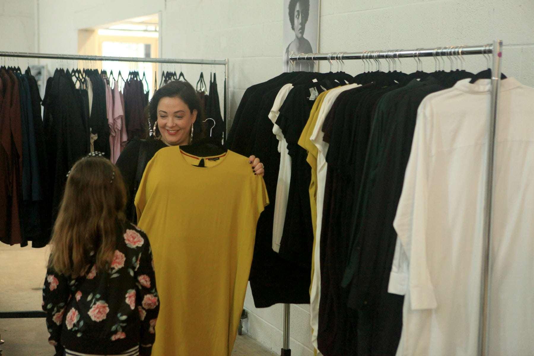 universal standard crepe augusta geneva dress review