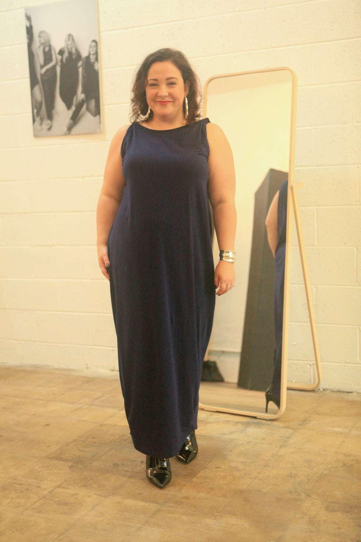 universal standard tenna washed dress