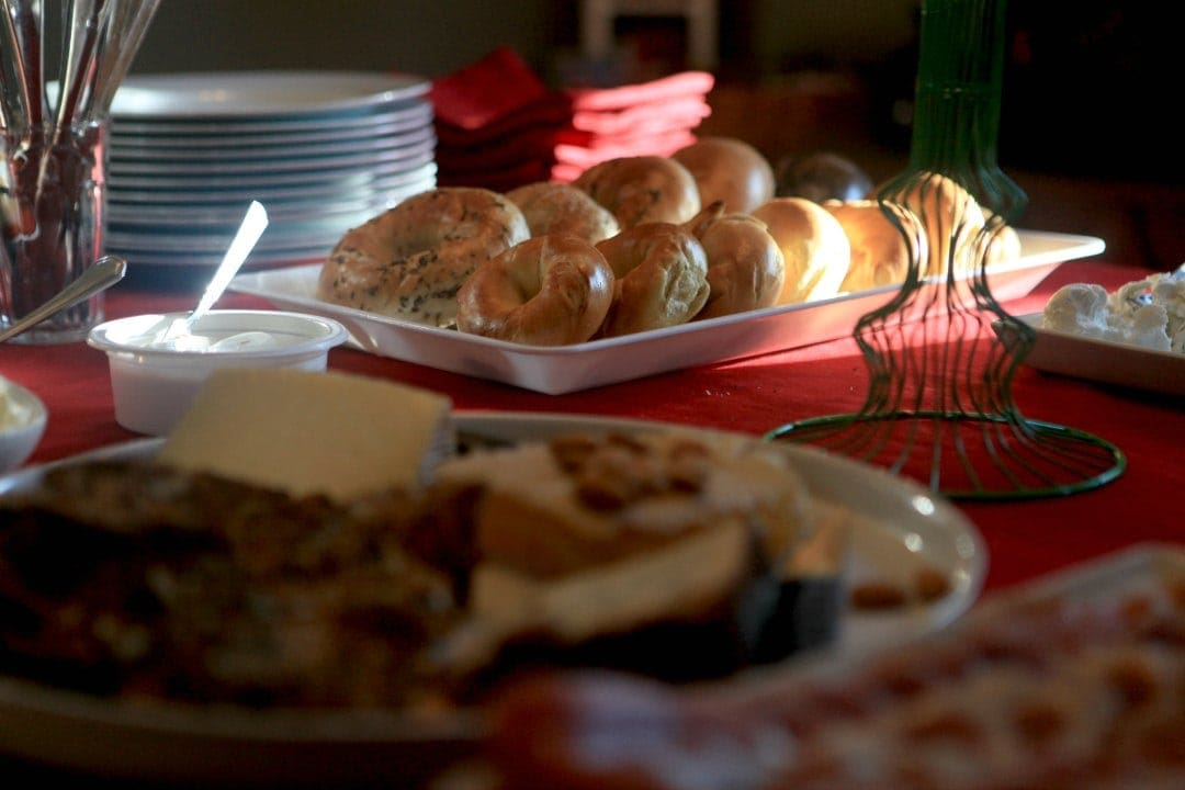 FreshDirect DC bagels