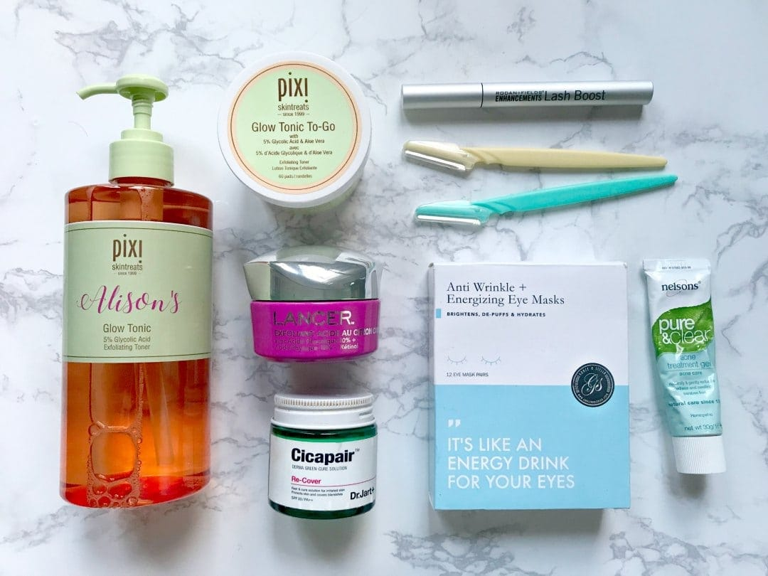 best skincare buys of 2017