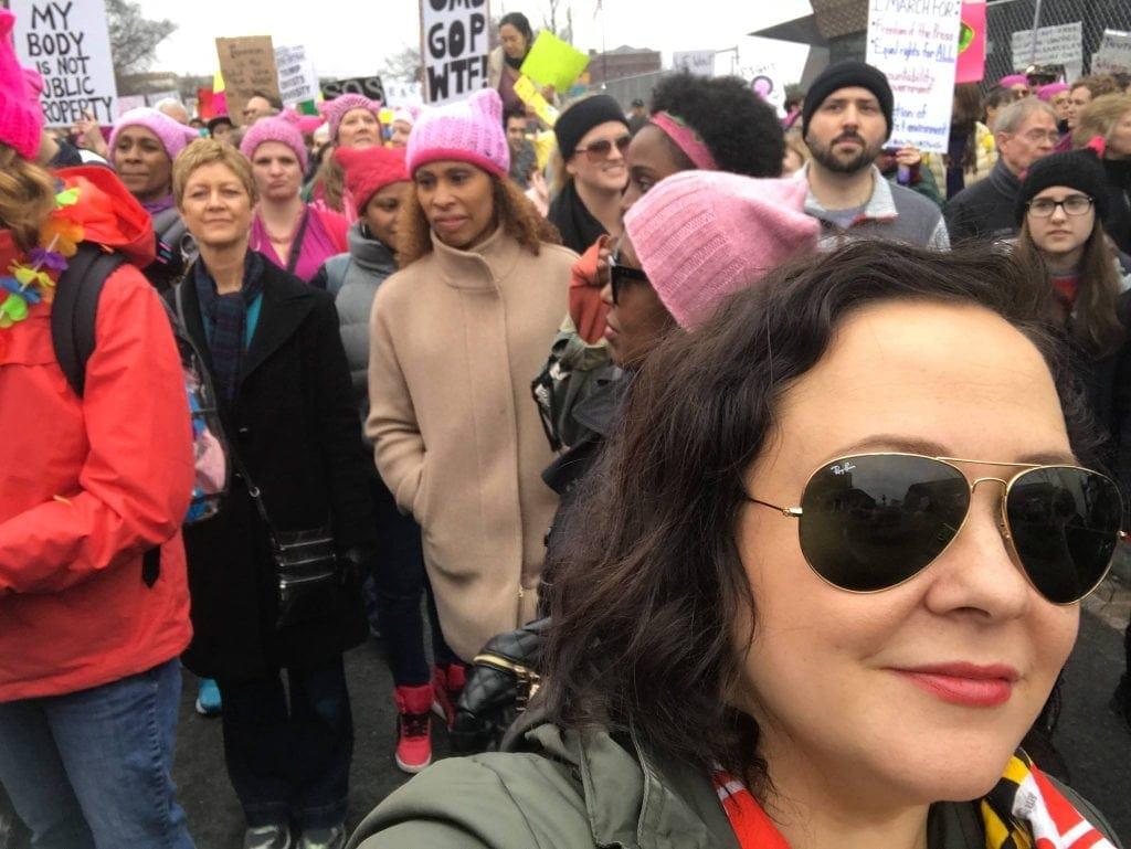 dc women's march wardrobe oxygen