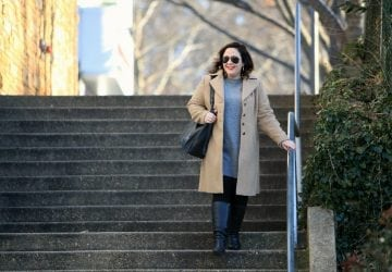 What I Wore: Warm Neutrals