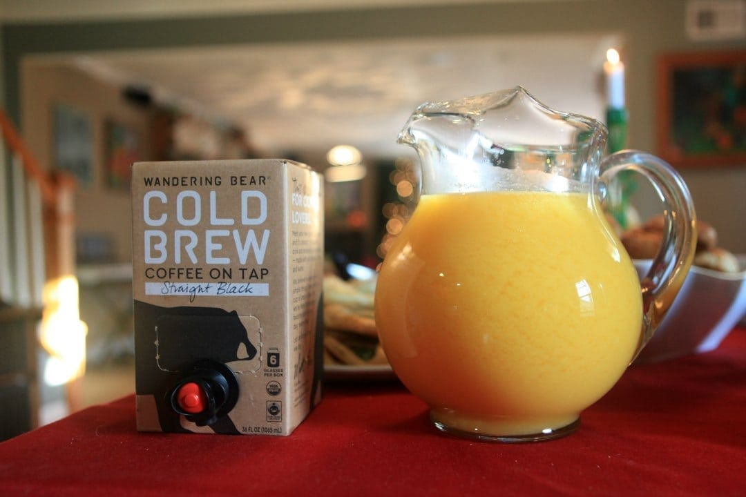 wandering bear cold brew freshdirect dc