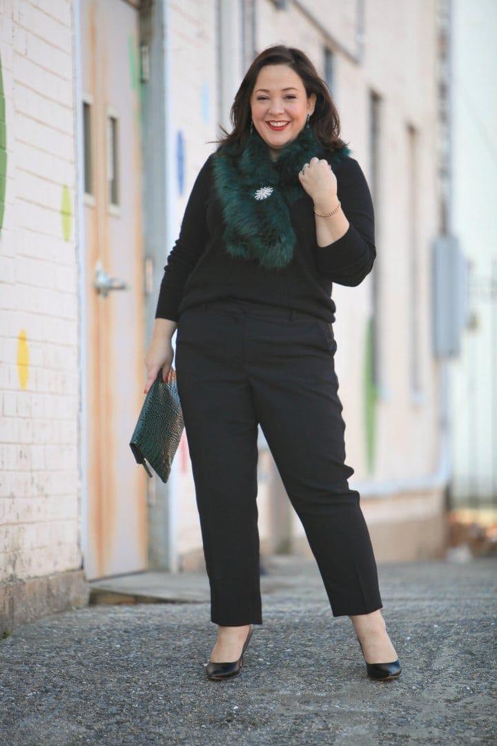 wardrobe oxygen over 40 fashion blogger in DC