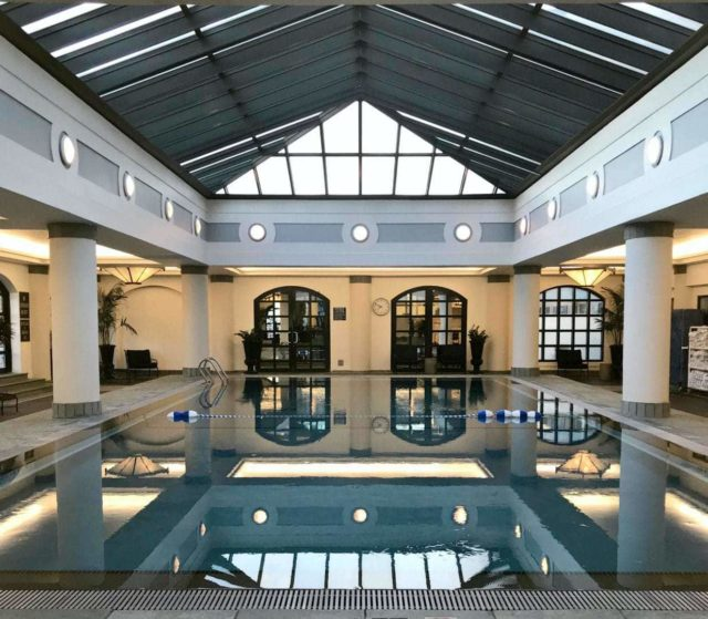 Belmond Charleston Place Pool