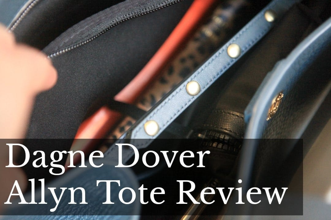 dagne dover allyn tote review by wardrobe oxygen