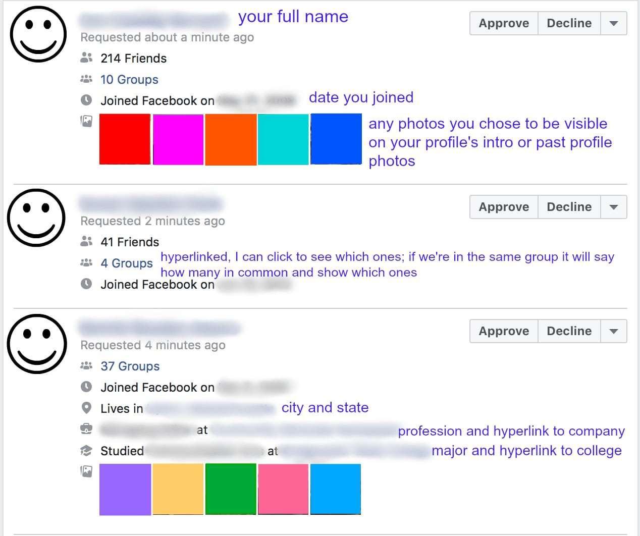 final final screenshot join group
