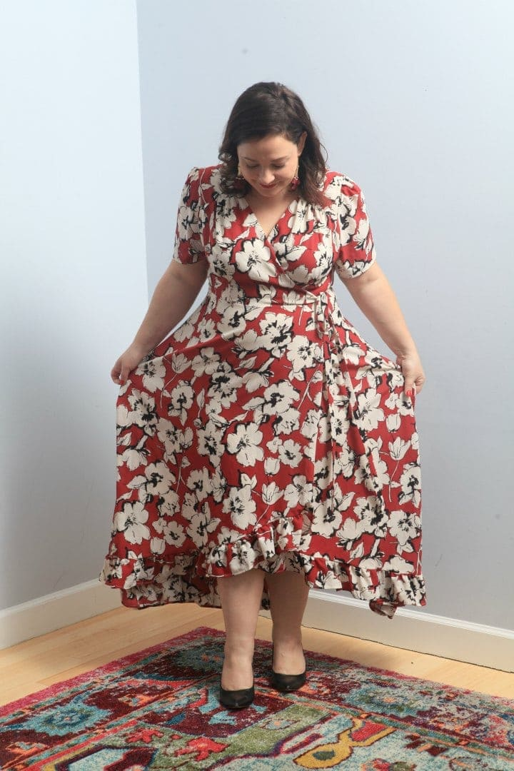 stitch fix dress review 1