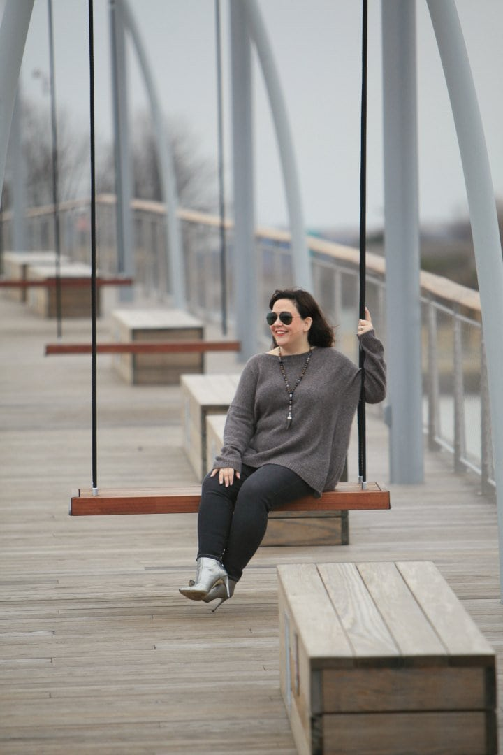 swings at the dc wharf