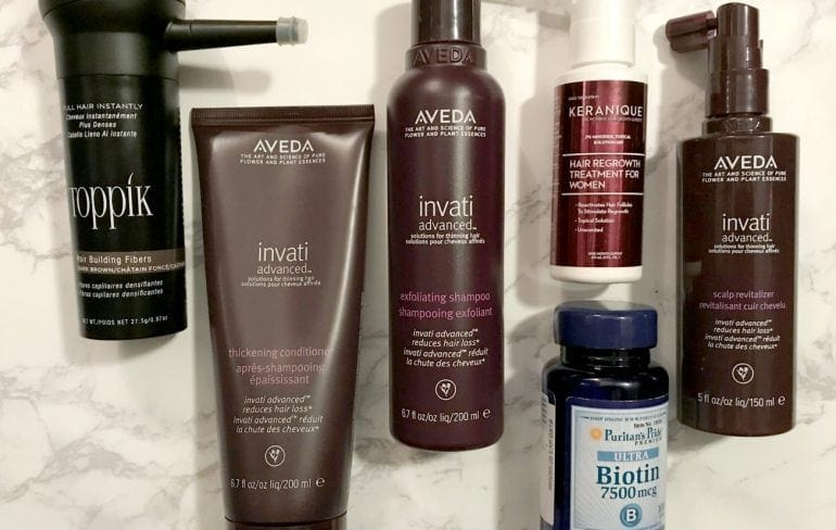 what are the best products to fight hair loss and thinning hair - wardrobe oxygen reviews