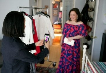Hiring a Personal Stylist – My Experience with DC Style Factory (plus a giveaway!)