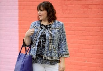 What I Wore: Cabi Spring 2018 (and a giveaway to celebrate YOU!)