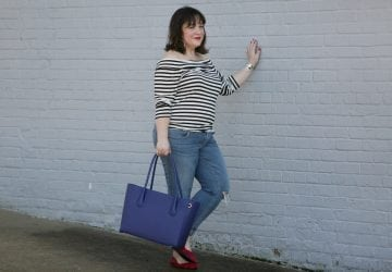 Dagne Dover Legend Tote Review (and a Giveaway!)