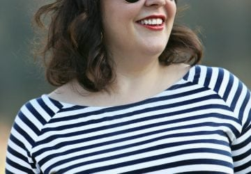 What I Wore: Ode to My Favorite Striped Shirt (plus a giveaway!)