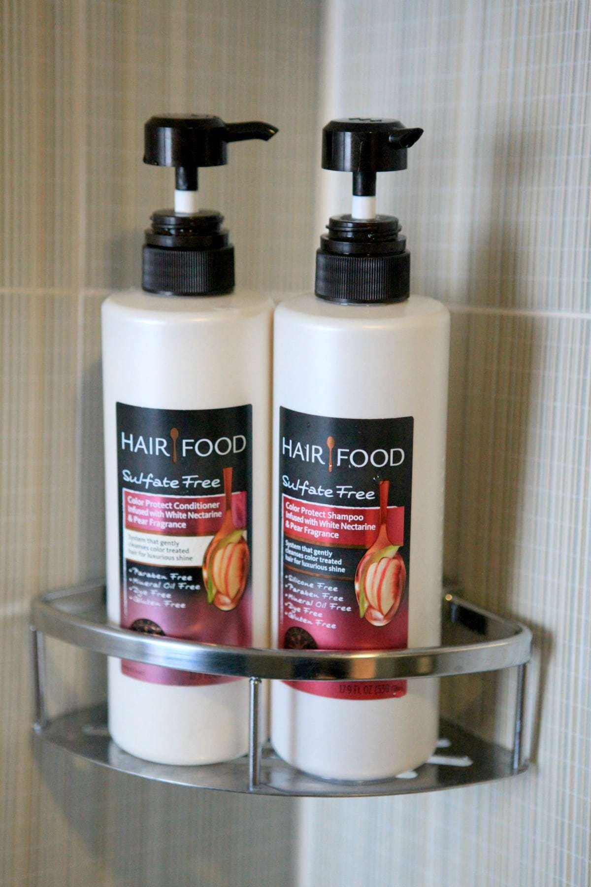 hair food color protect review