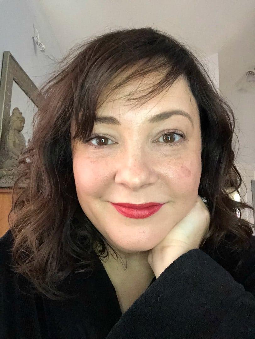over 40 daytime makeup look